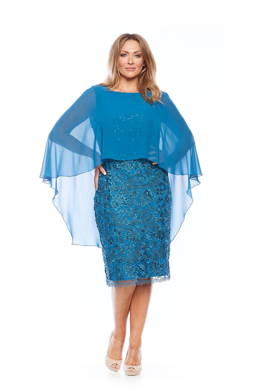 Layla Jones Dress, PLUS SIZE MOTHER OF THE BRIDE DRESS